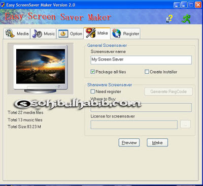 Easy Screensaver Maker 2.4.919 Full Crack