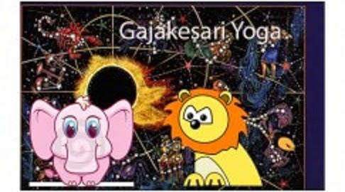 Gajakesari Yoga