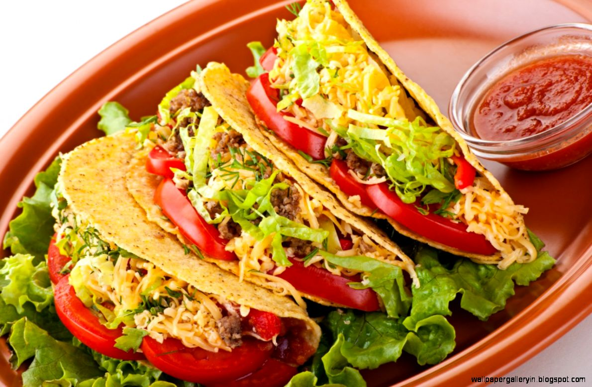 3d desktop wallpaper mexican food - photo #22