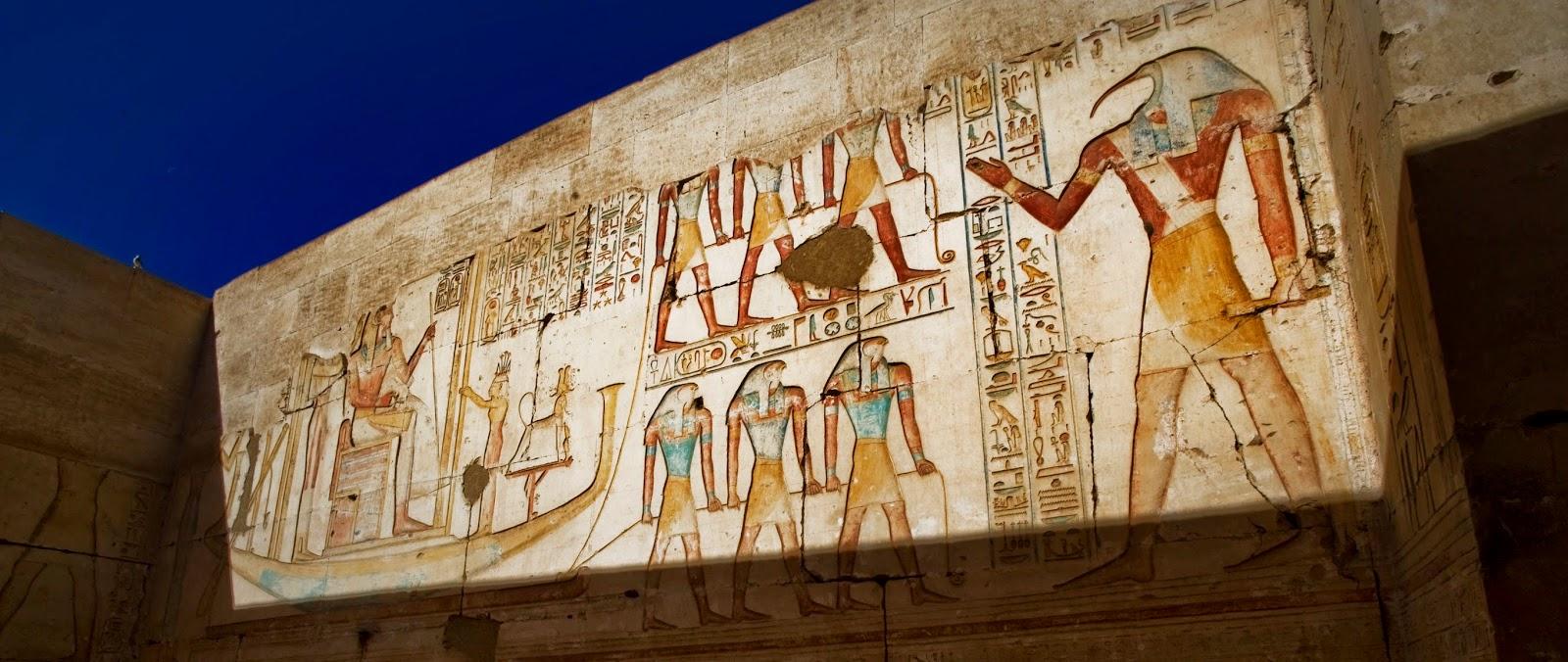 Aprender Viajando ...: Muerte y resurrección en Abydos: El ...