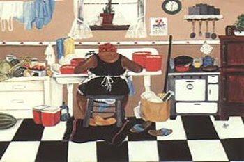 African American Kitchen Design 350x233