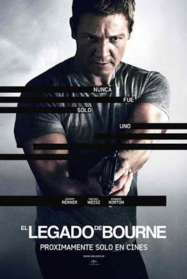 El Legado de Bourne 2012 | DVDRip Latino HD Mega