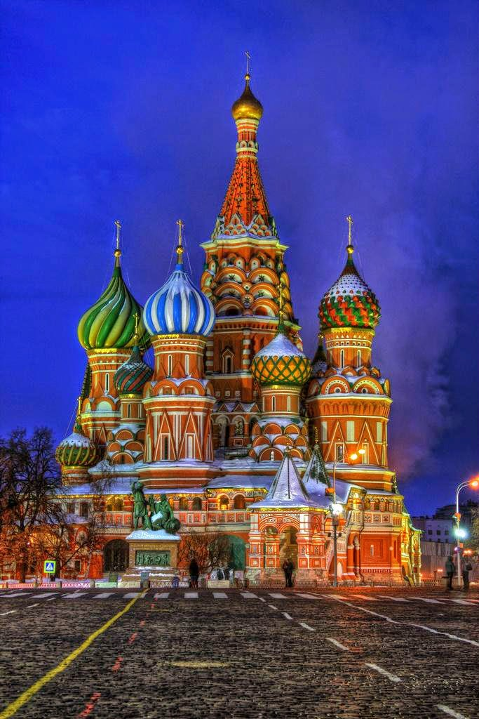 st. basil's cathedral-moscow