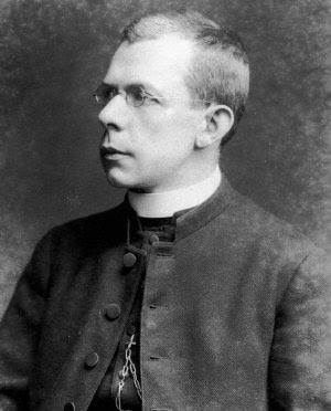Reverend Thomas Byles