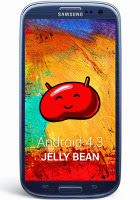 Galaxy SIII Android 4.3 update