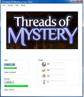 Threads of mystery hack