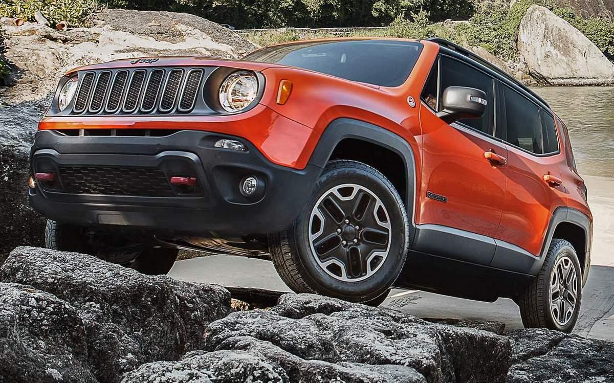 Jeep Renegade - vendas