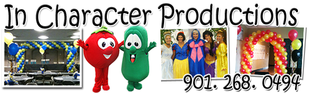 In Character Productions