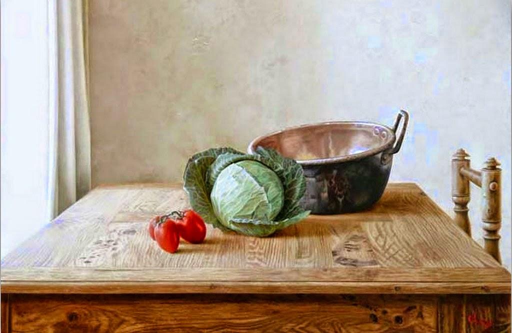 Cuadros modernos pinturas y dibujos cuadros pintados - Cuadros de cocina modernos ...