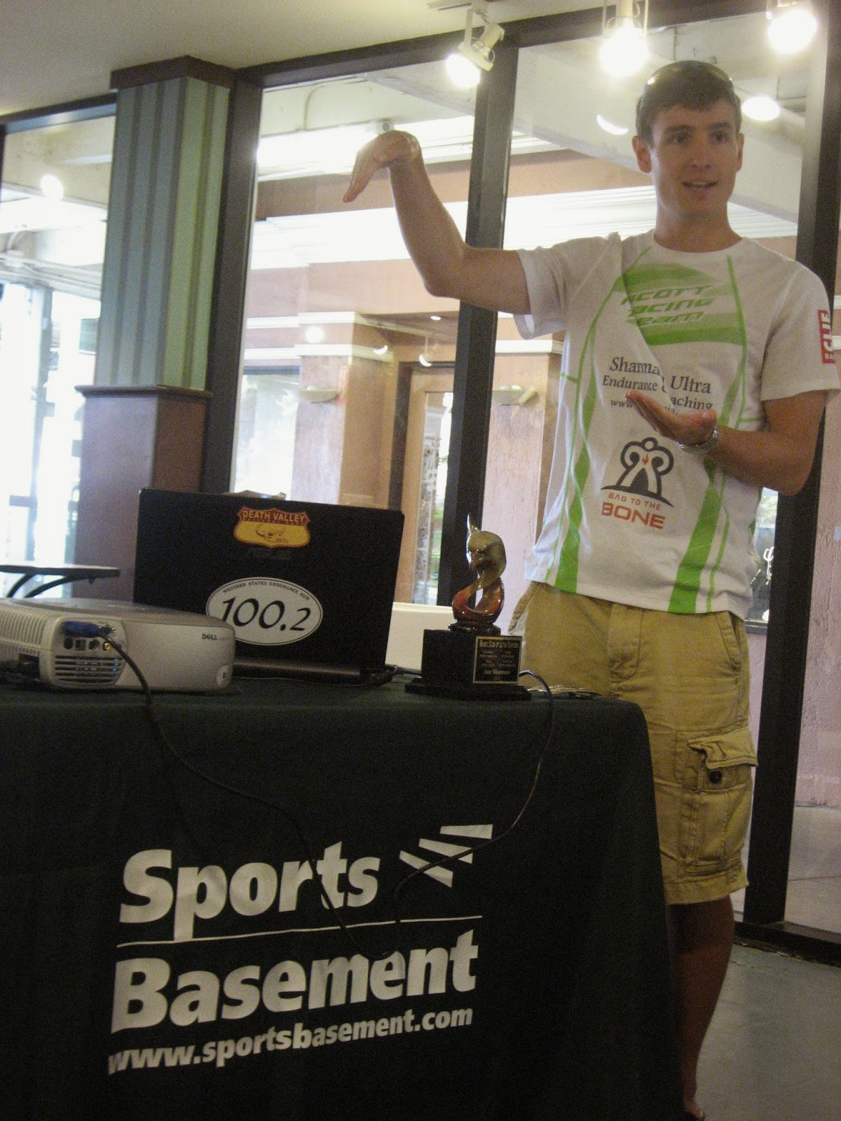 running my second job and passion ian sharman an ultra champion