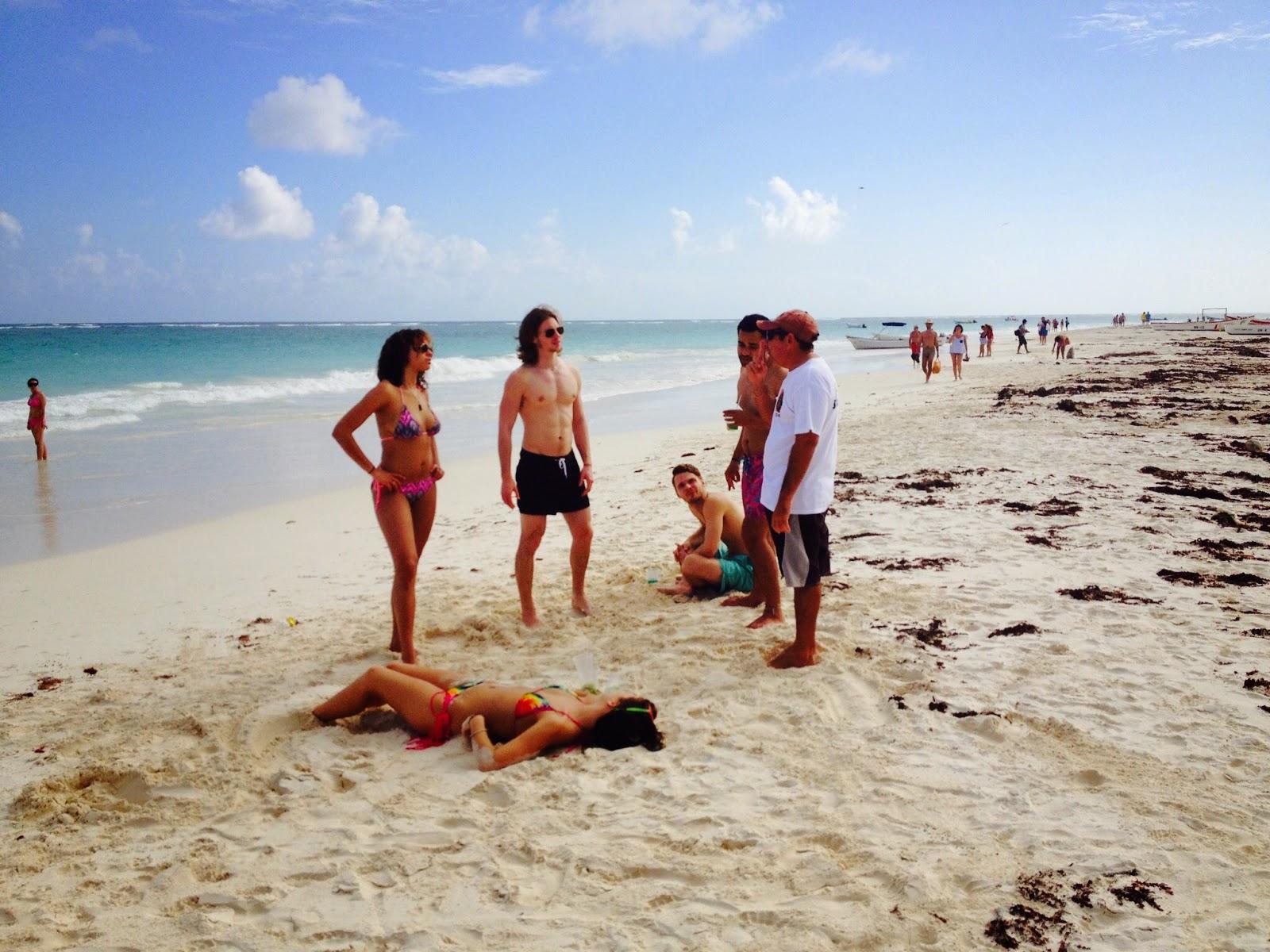 tulum ocean bpm festival stereo night club friends playa del carmen mexico travel more