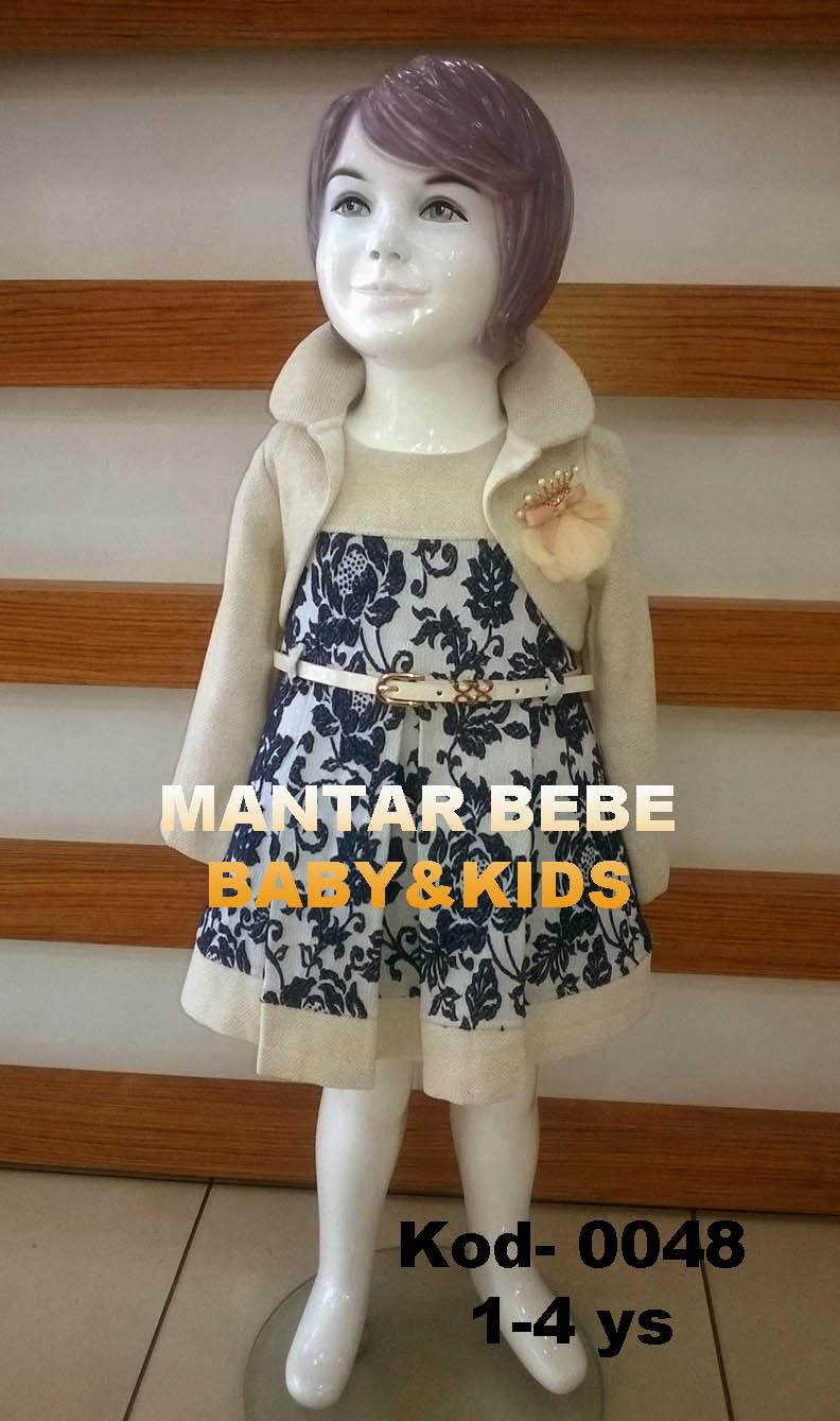 MANTAR BEBE ÇOCUK GİYİM - KOD048