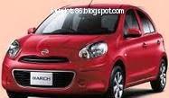 Update Spesifikasi & Harga Mobil Nissan March