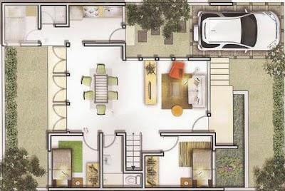 rumah minimalis 8x10 meter