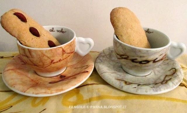 biscotti friabili da inzuppare