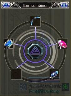 Senjata Leon Level 50 + 10 Hero Gene Chip + 10 Transparent Holystone ...