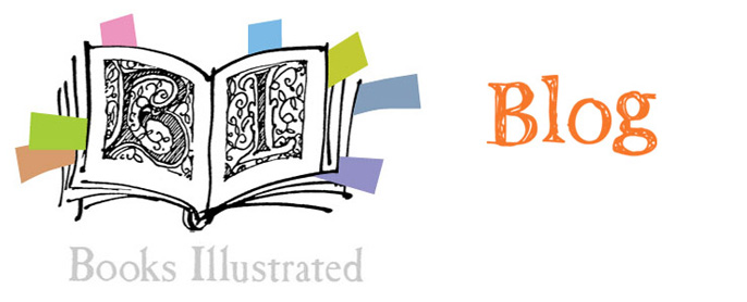 books illustrated blog