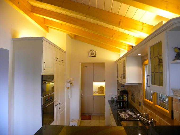 Eclairage d'une cuisine
