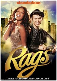capa rags o poder da musica Download Rags: O Poder da Música Dublado WEB DL AVI + RMVB (2013)