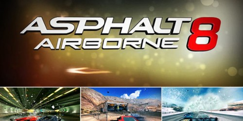 Asphalt 8 Airborne v1.0.1 APK+DATA (Mod Money)