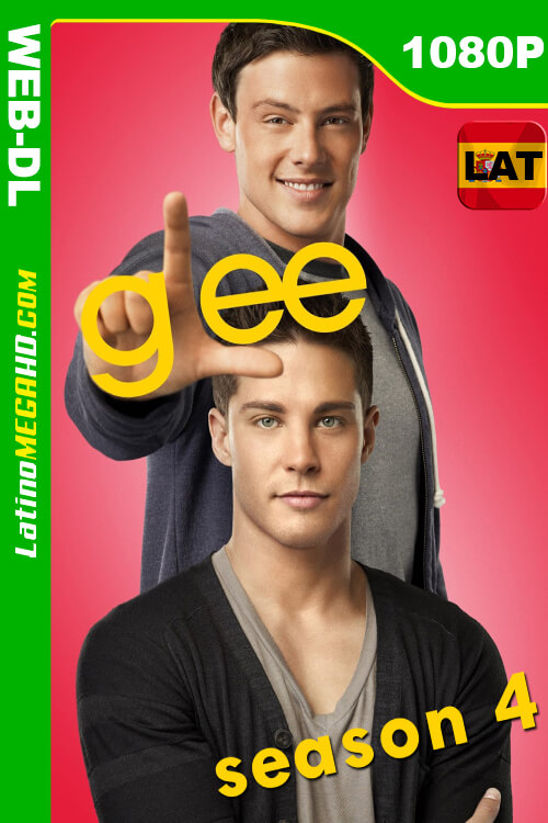 Glee (Serie de TV) Temporada 4 Latino HD WEB-DL 1080P ()