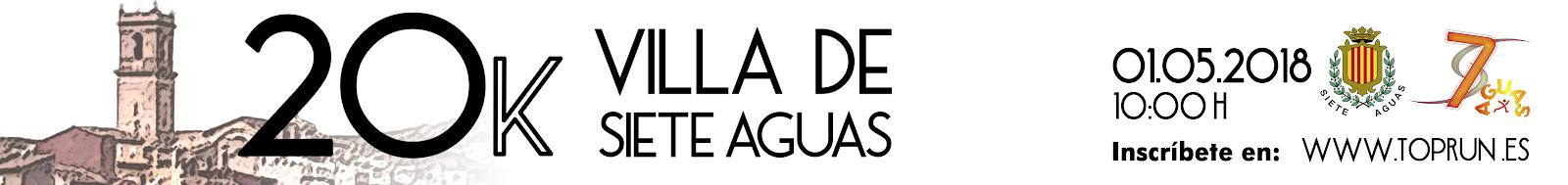 20K VILLA DE SIETE AGUAS