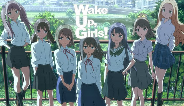 Wake Up, Girls! Ani-Stream