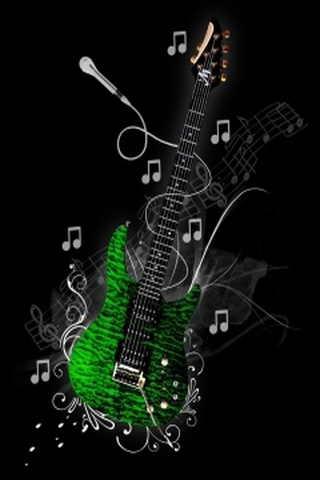 Cool Guitar Wallpapers For Mobile