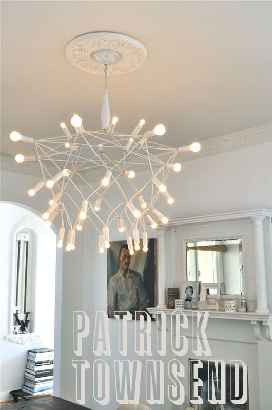 the home of bambou patrick townsend orbit chandelier. Black Bedroom Furniture Sets. Home Design Ideas