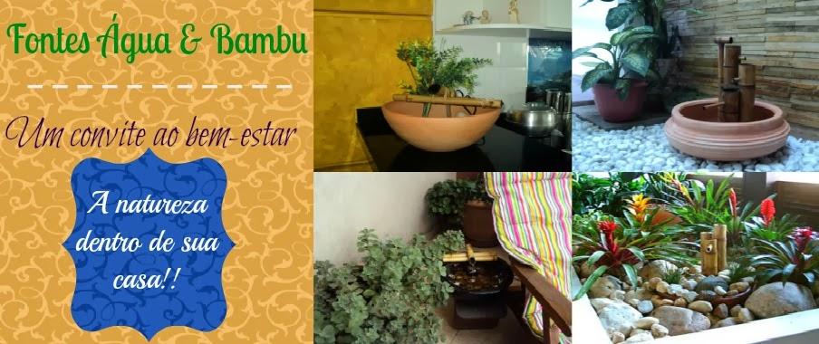 Fontes Água & Bambu