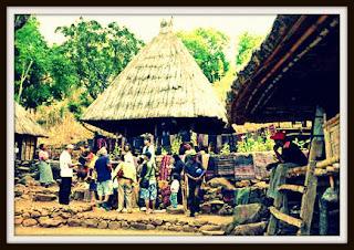 Rumah Adat Takpala