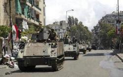 Hizbullah Mengepung Beirut