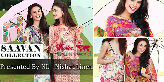NL Saavan Midsummer Collection 2015-2016