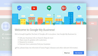Menandai Lokasi Usaha/Bisnis di Google Map