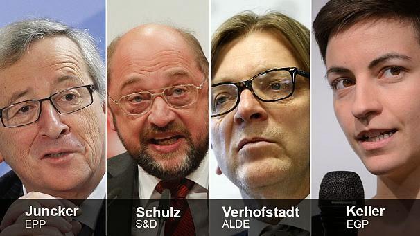Candidatos a presidir la Comisión