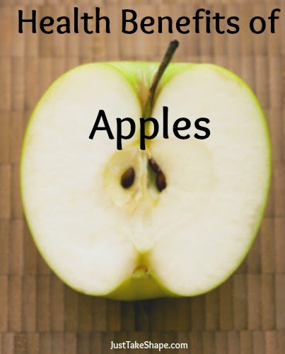 Health Benefits Of Apples Just Take Shape