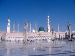 Madina Mosque 3D view
