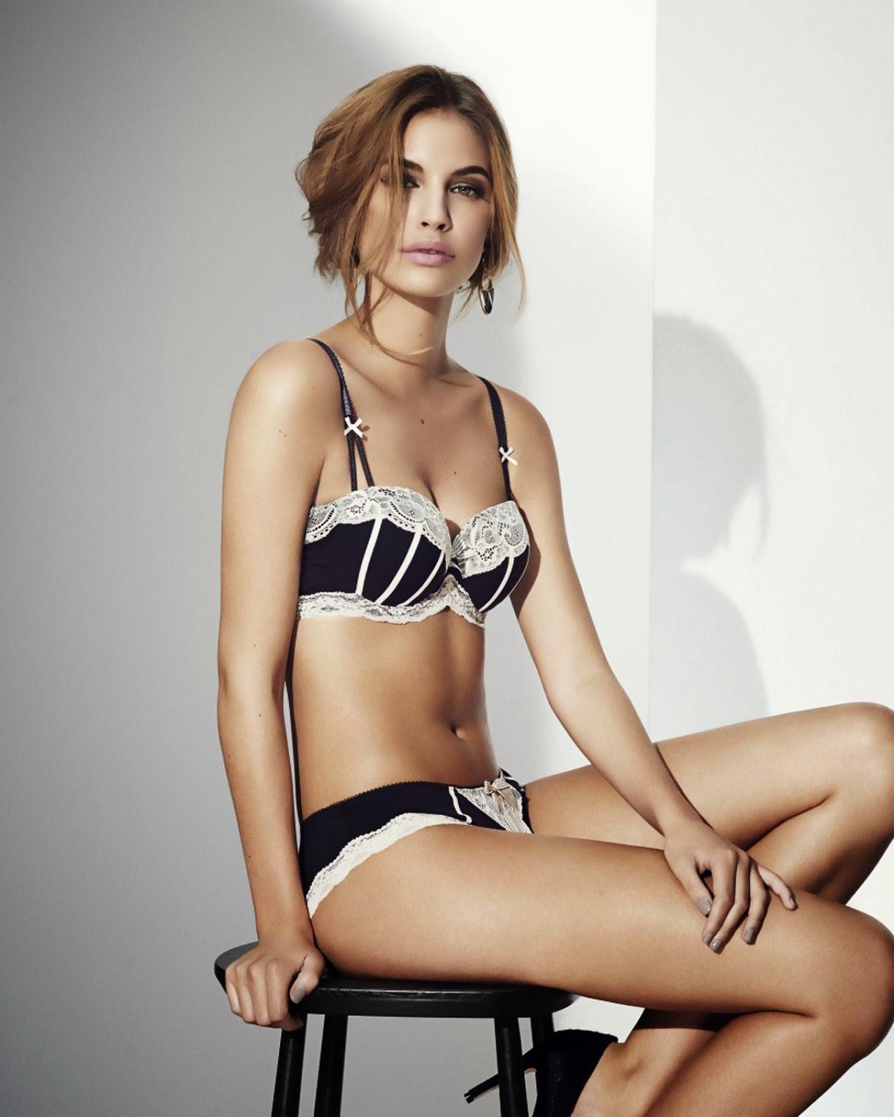 Marks & Spencer Lingerie Spring/Summer 2014 Lookbook ...