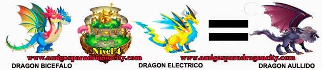 como obtener el dragon aullido en dragon city formula 3