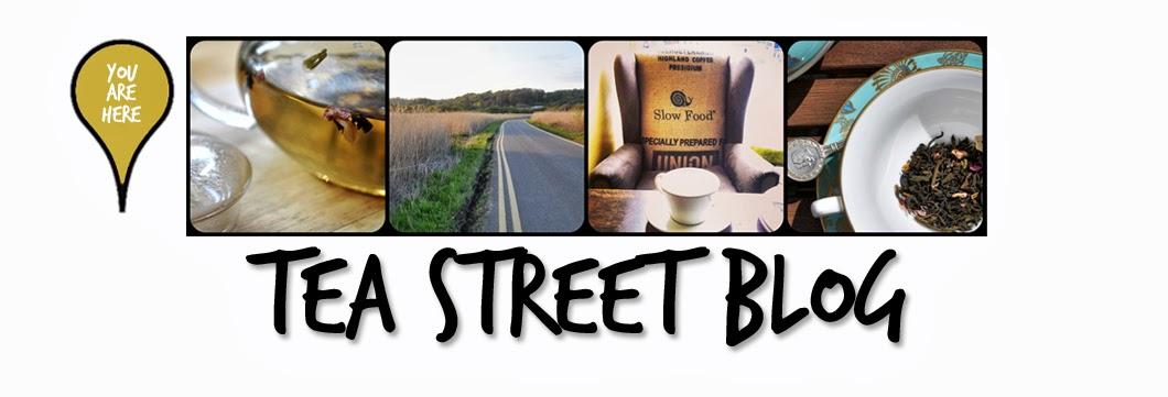TEA STREET Blog