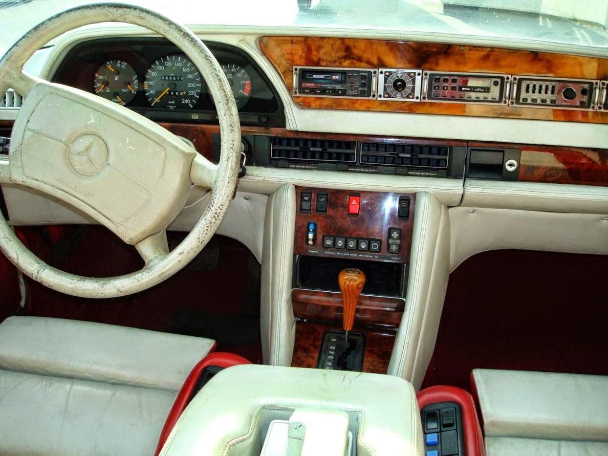 Mercedes W Sel Sbarro White on Mercedes Benz 190e 2 6