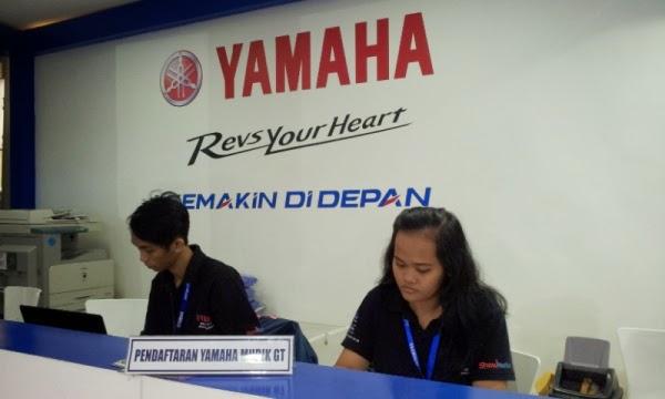 Cara Daftar Mudik Gratis 2014 dari Yamaha