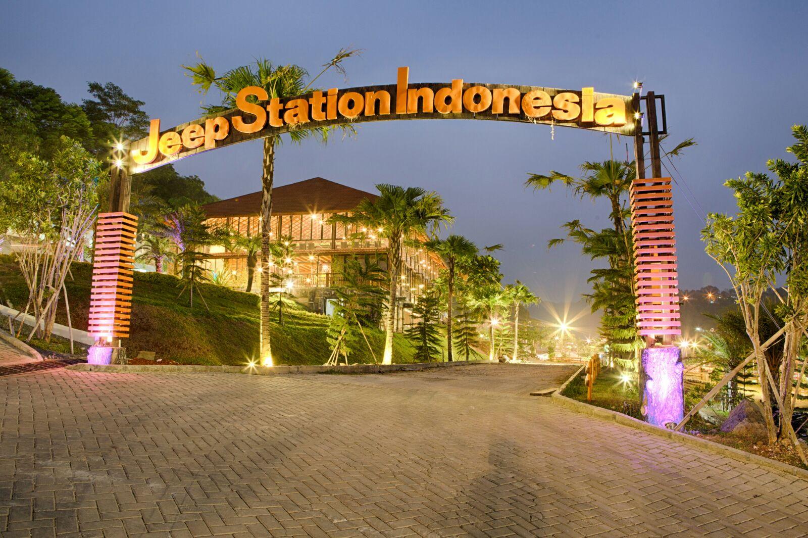 Jeep Station Indonesia Jeep Station Indonesia Hotelnya Penggila