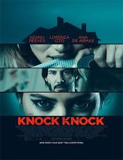 pelicula El lado oscuro del deseo (Knock Knock) (2015)