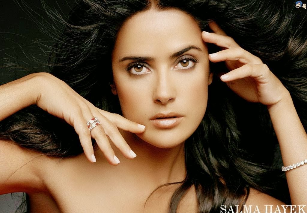 Salma Hayek HD Wallpapers Free Download 2014