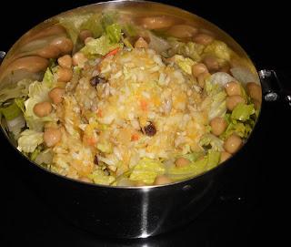 Buckwheat Tabbouleh Wraps - blogs de Vegetarian Recipes