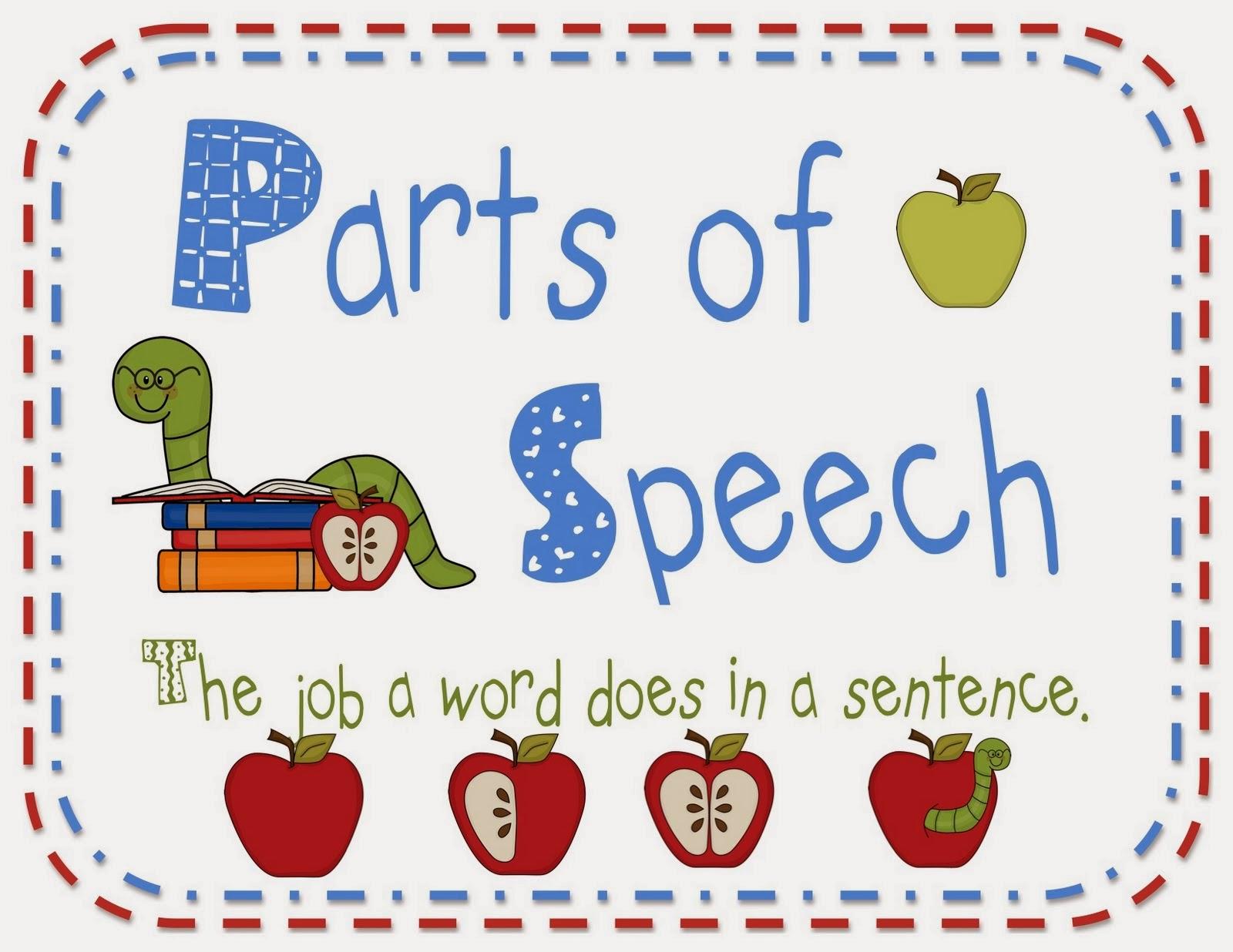 9 parts of the speech pdf
