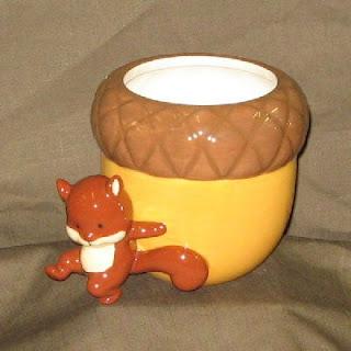 Buy a Send A Hug Squirrel Planter