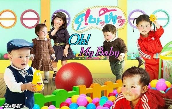 《Oh! My Baby/喔!我的寶貝》家庭生活親子節目正夯