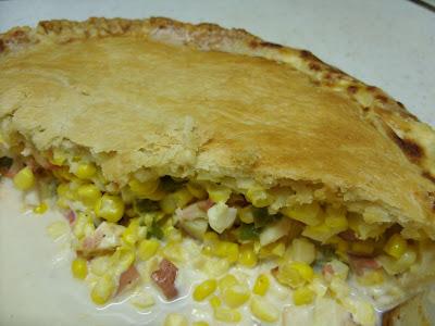 Eat The Blog: Amish Corn Pie